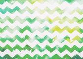szerpentin fehér és zöld akvarell háttér