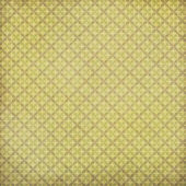 yellow wrapper design with lozenges pattern