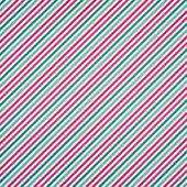Fotografia colorato confezione dal design con linee oblique