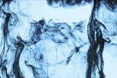 háttér kavarog-vízben kék festék