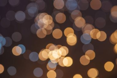 abstract festive bokeh texture background