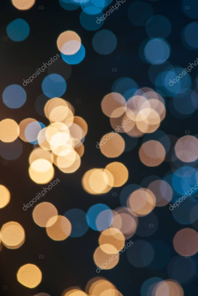 abstract glowing bokeh texture background