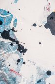 abstraktní textura s ropných skvrn