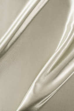 metallic silver shiny satin fabric background