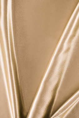 golden elegant satin fabric background