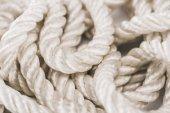 Fényképek zár megjelöl kilátás fehér tengeri kötél