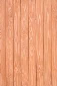 Fotografie Dřevěný plot prkna pozadí maloval v oranžové