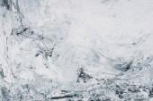 Fotografie Abstraktní pozadí s šedou olejomalba