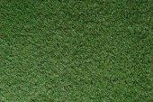 Fotografie pohled shora pole s trávou