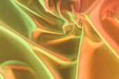 Fotografie toned picture of folded silk cloth background