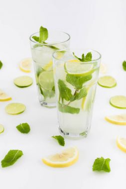 refreshing citrus lemonades