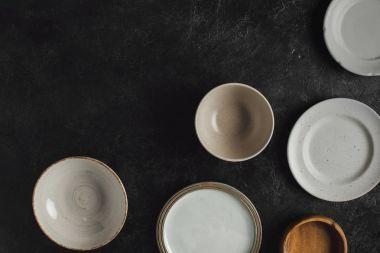 various ceramic plates