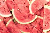 pozadí plátky melounu