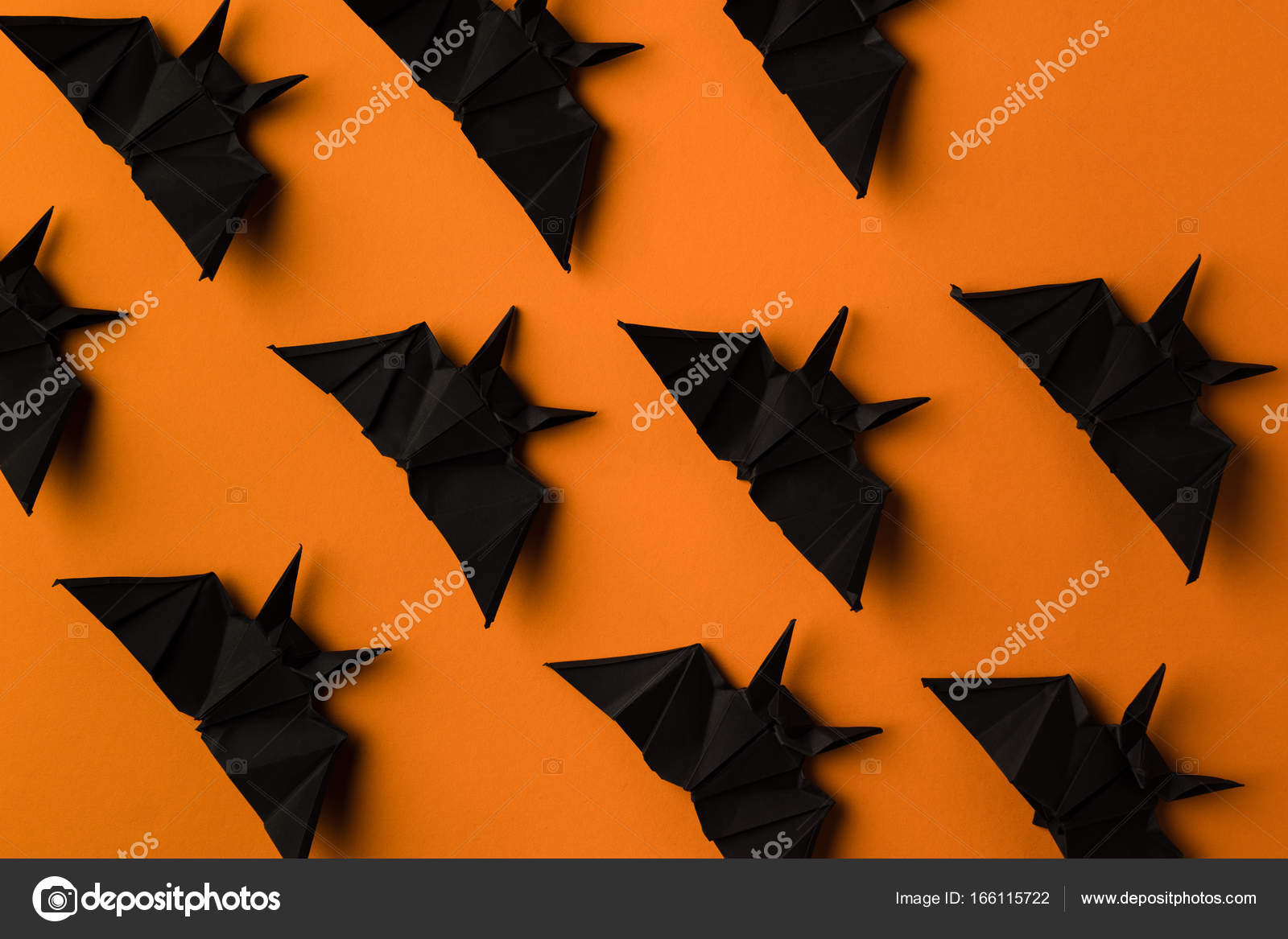 Texture with halloween origami bats stock photo antonmatyukha texture with halloween origami bats stock photo jeuxipadfo Gallery