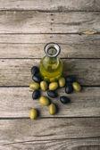 Photo olive oil