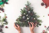 Fényképek viszont így karácsonyfa