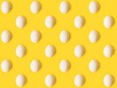 přírodní syrové Kuřecí vejce