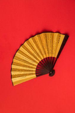 decorative oriental fan