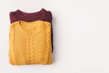 trendy knitted sweaters