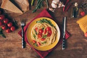 Photo pasta