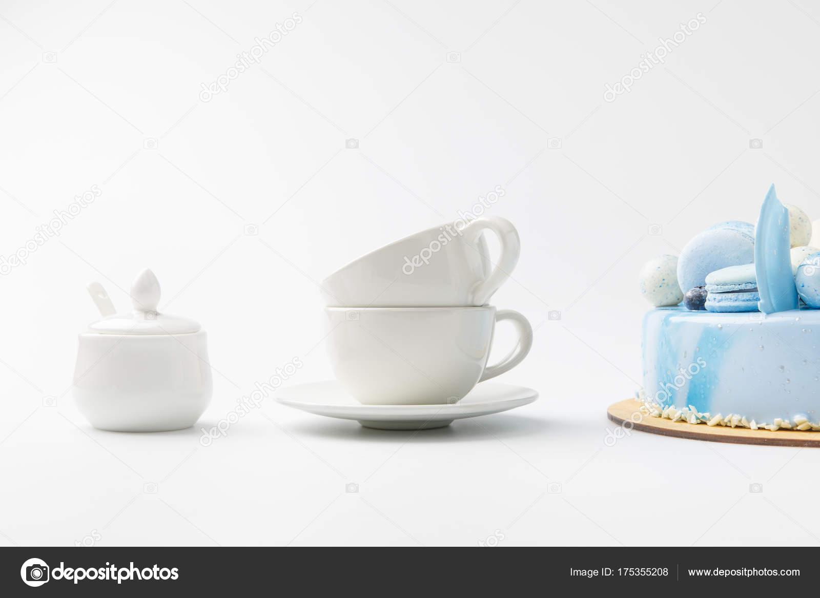 вкусный синий чай