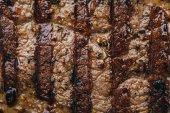 plnoformátový lahodné pikantní grilovaný steak