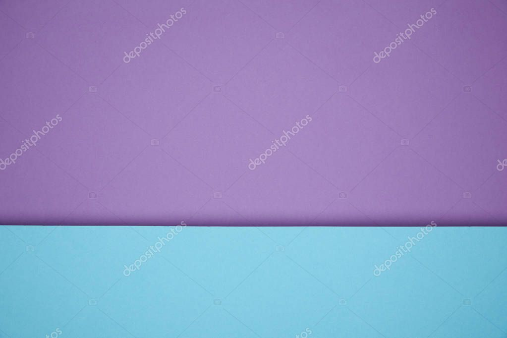 beautiful bright blue and violet paper background