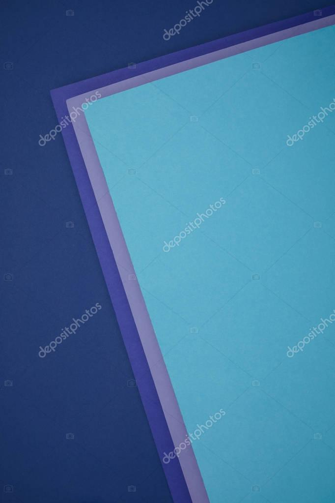 bright abstract geometric paper background