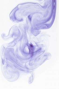 abstract light background with violet splash