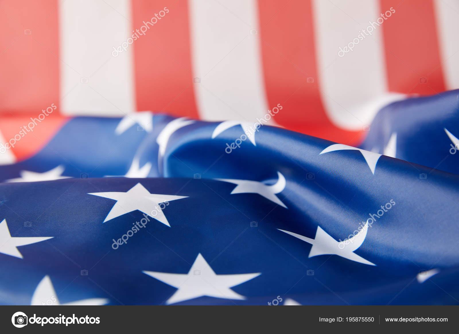Imagen Fotograma Completo Bandera Estados Unidos América — Foto de ...