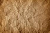Fotografie celý rám obrazu starých zmačkaný papír pozadí