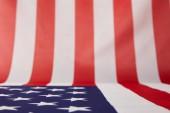 celý rám obrazu Spojené státy vlajky
