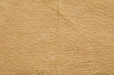 Top view of vintage beige paper texture stock vector