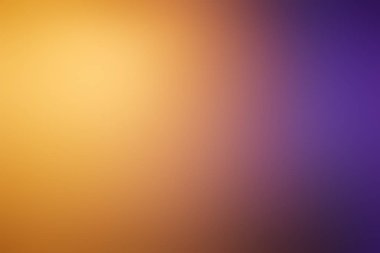Beautiful abstract background in orange and purple color stock vector