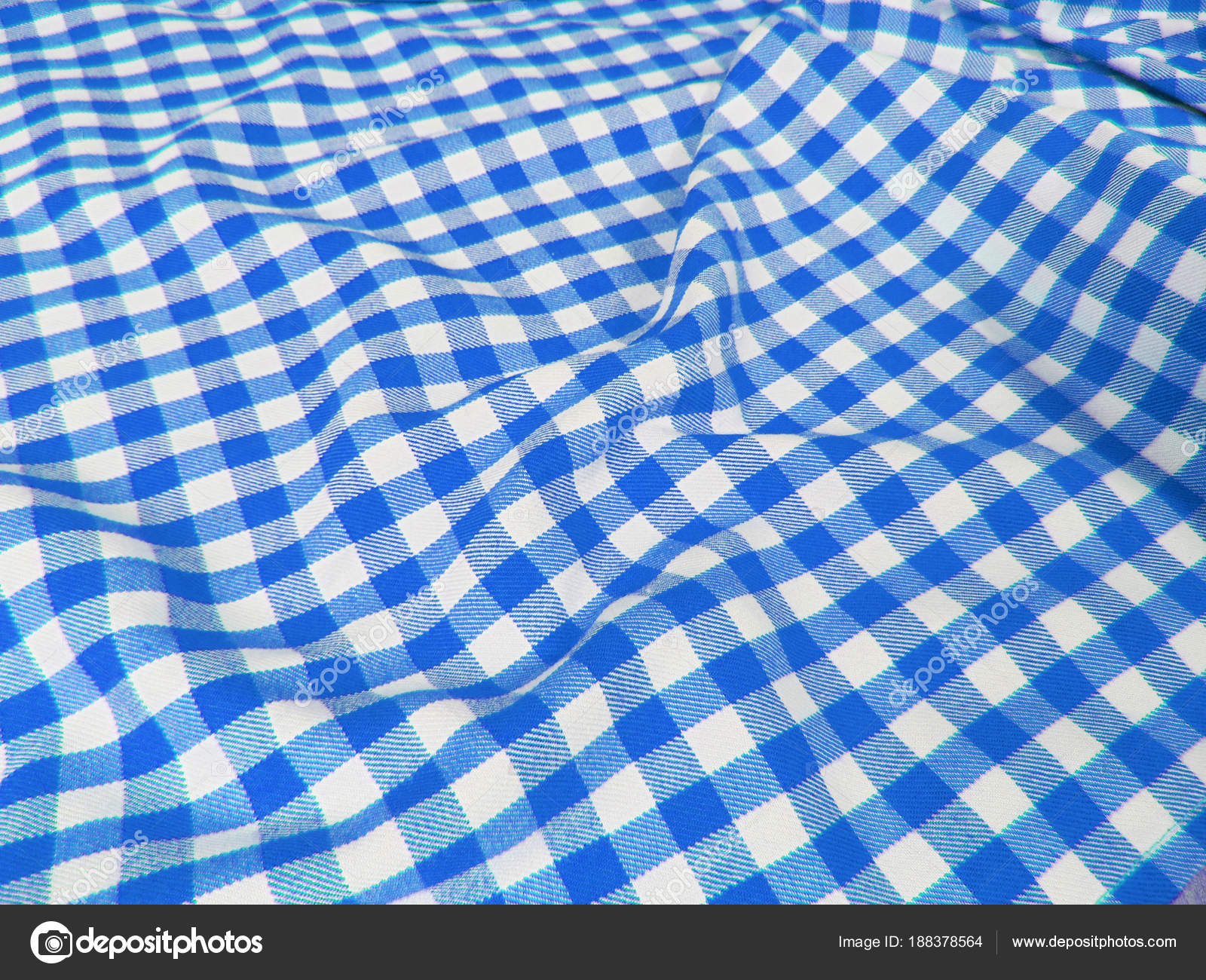 White Red Plaid Tablecloth Colorful Tablecloths U2014 Stock Photo