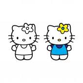 Hello Kitty nyomtatni poszter