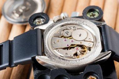 inside the watch