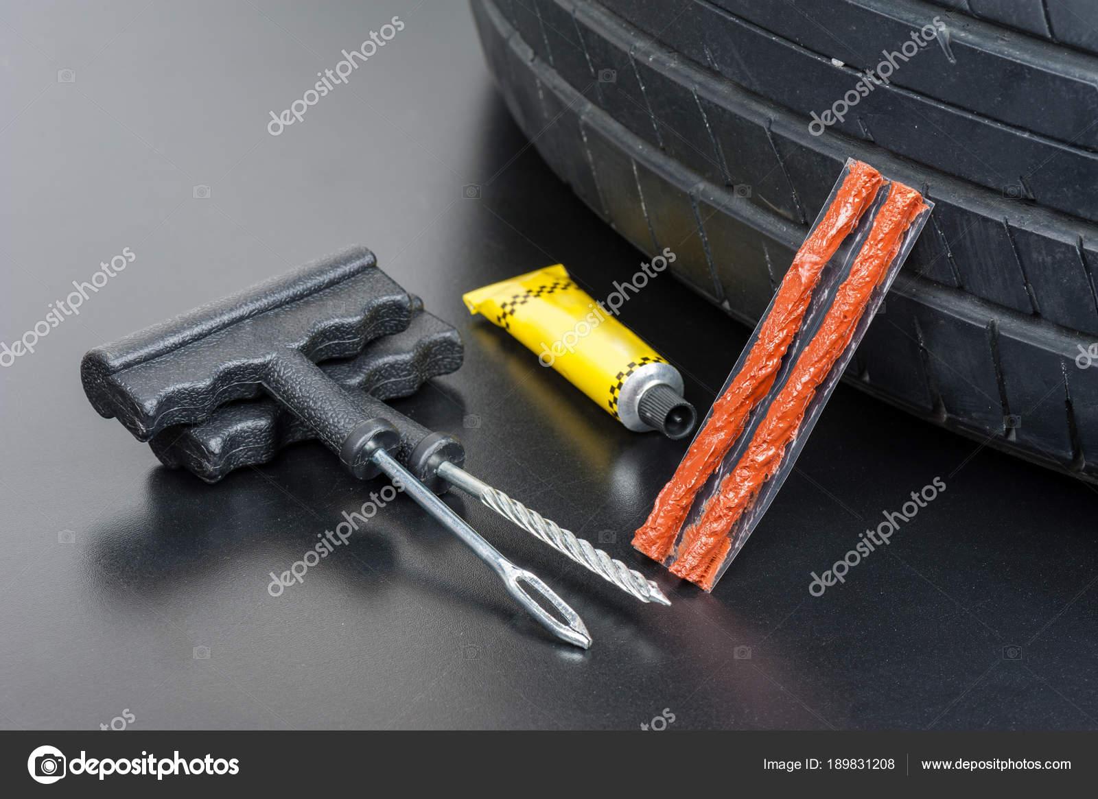 Tire Repair Kit Stock Photo Norgallery 189831208