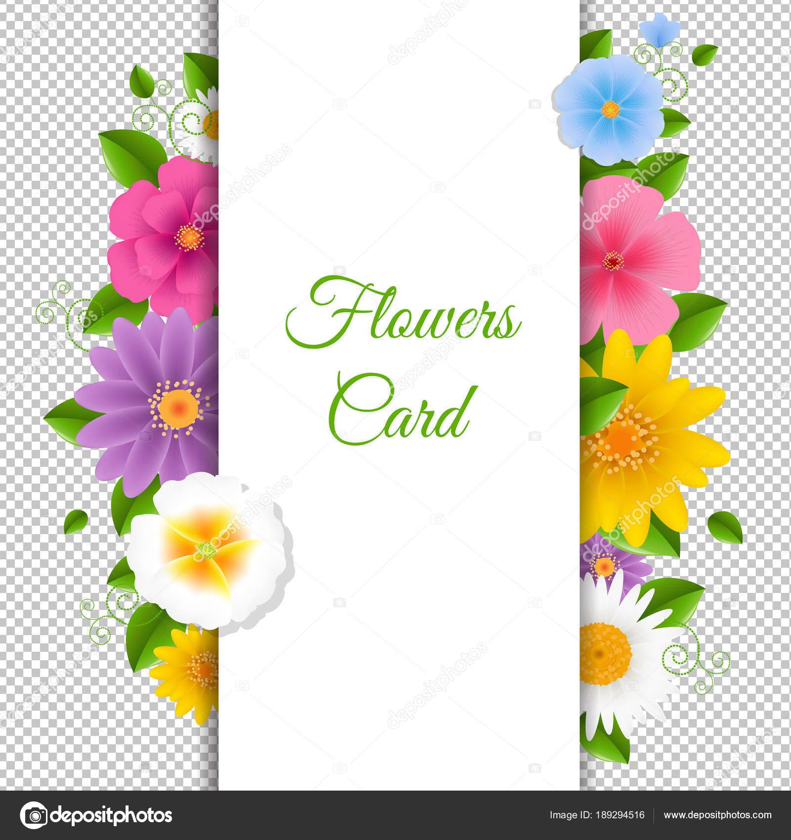 Card flowers happy birthday card gradient mesh vector illustration card flowers happy birthday card gradient mesh vector illustration stock vector izmirmasajfo