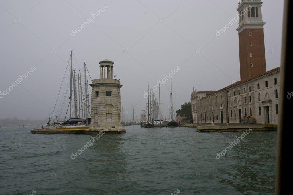 Canal Grande di Venezia - Italia