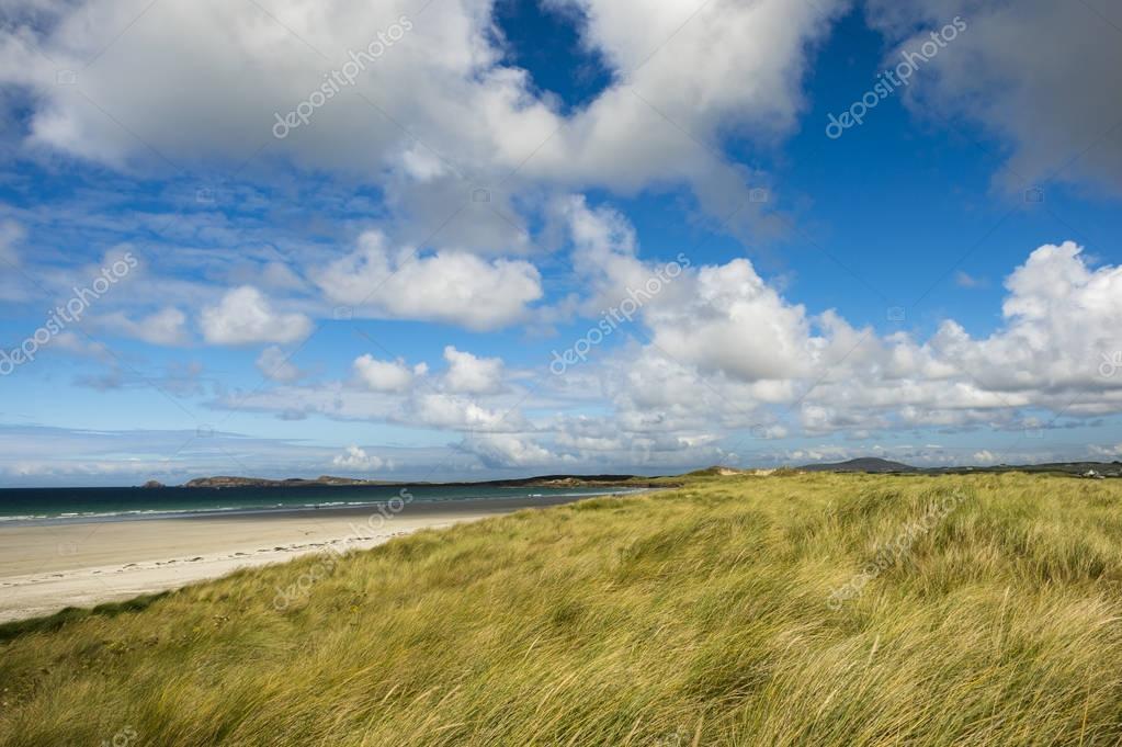 Carrickfinn beach Co. Donegal, Ireland