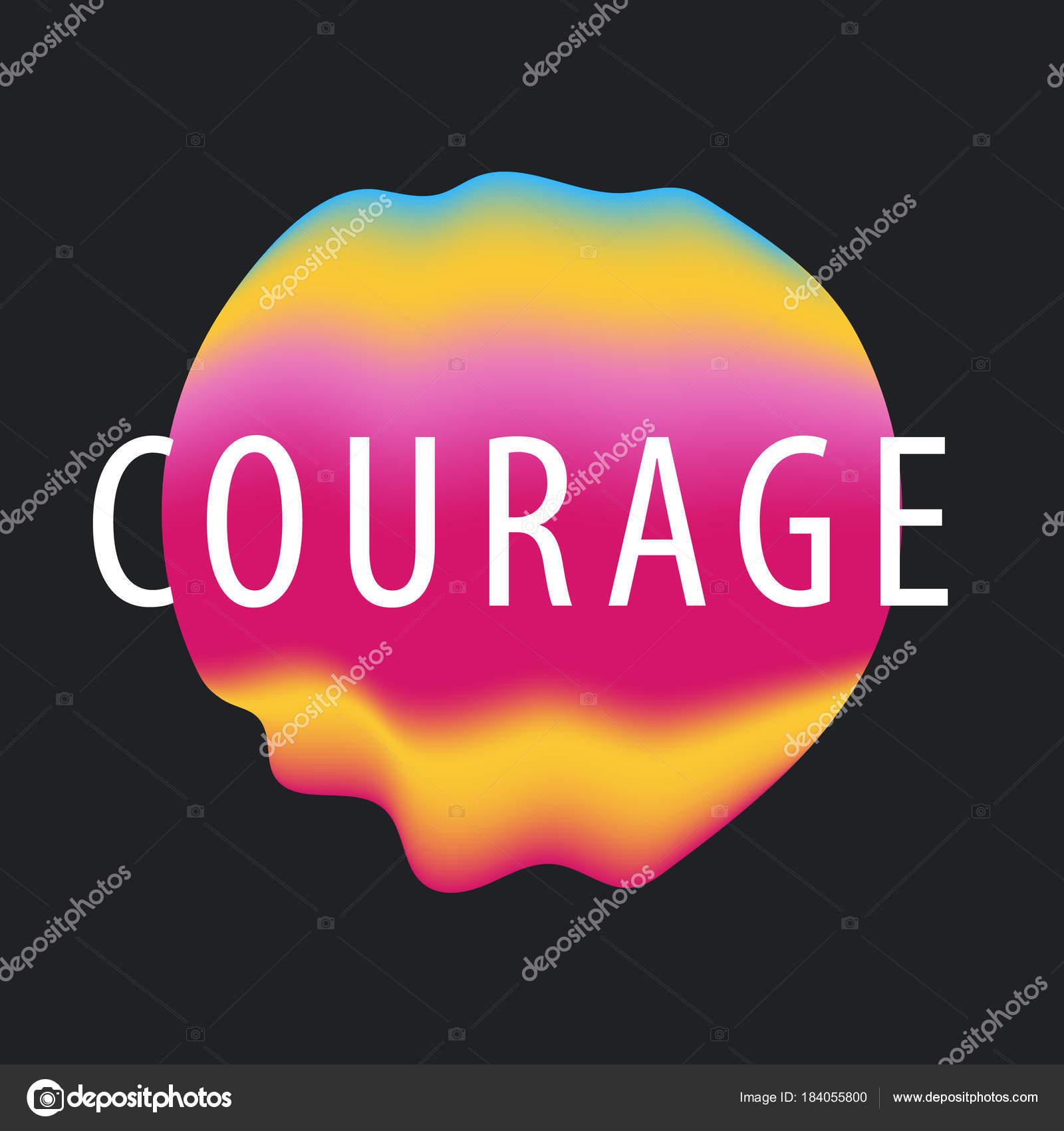 Plantilla de diseño de logotipo abstracto cubierta. Colores ...