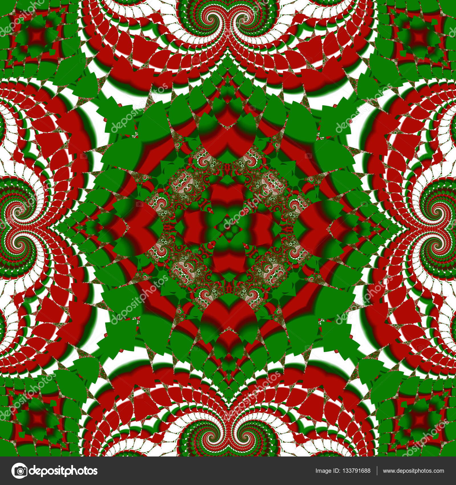 christmas pattern green red and white colors you can use it f - Why Are Red And Green Christmas Colors