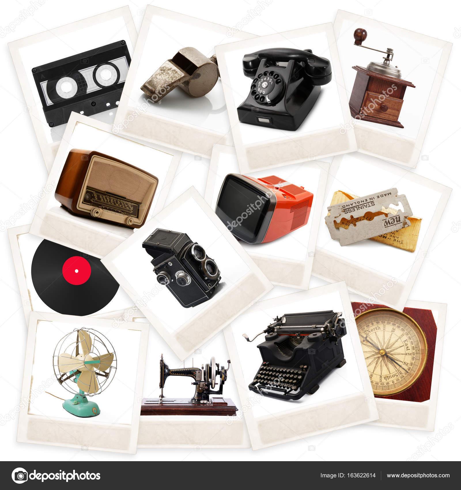 Objetos vintage top tecno vintage with objetos vintage - Objetos vintage ...