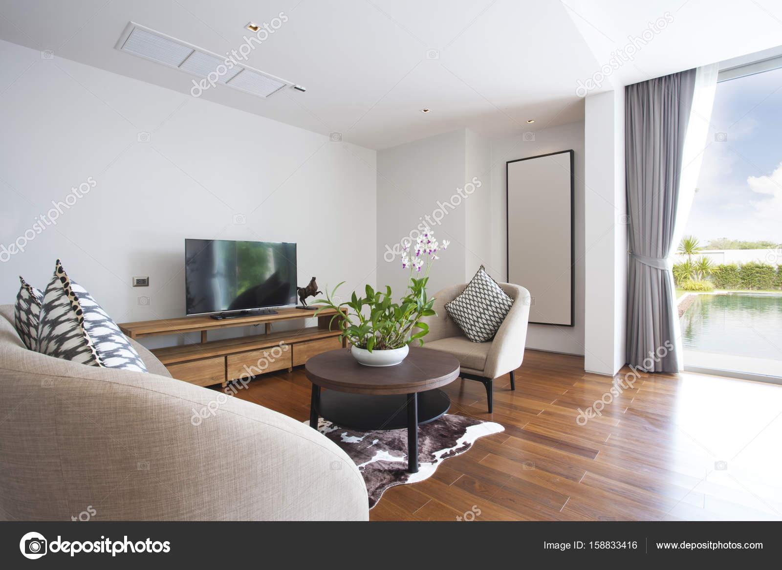 Interior und exterior Design und Hausdekoration — Stockfoto © poyoky ...