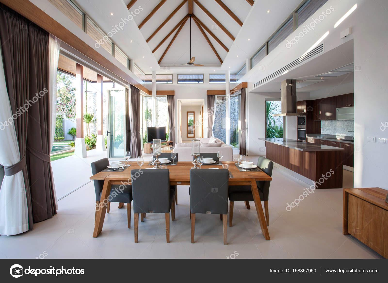 Fotos: salon comedor de lujo | Diseño de interiores de lujo en salón ...
