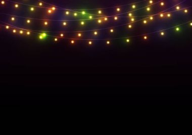 Bright Lights Background