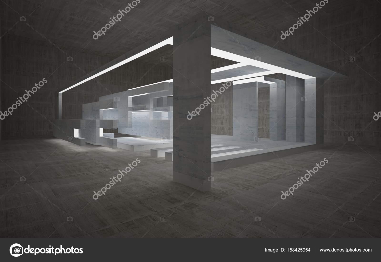 Фон темный абстрактный 6