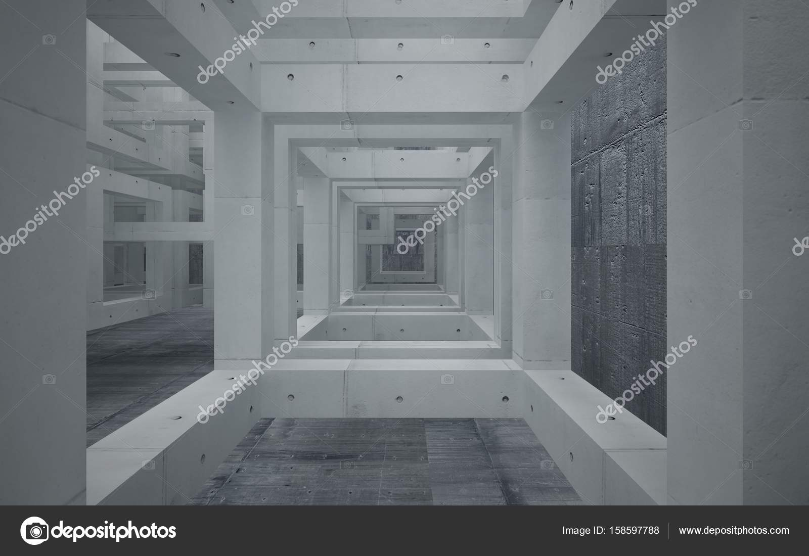 Abstract background buildings — Stock Photo © sergeymansurov