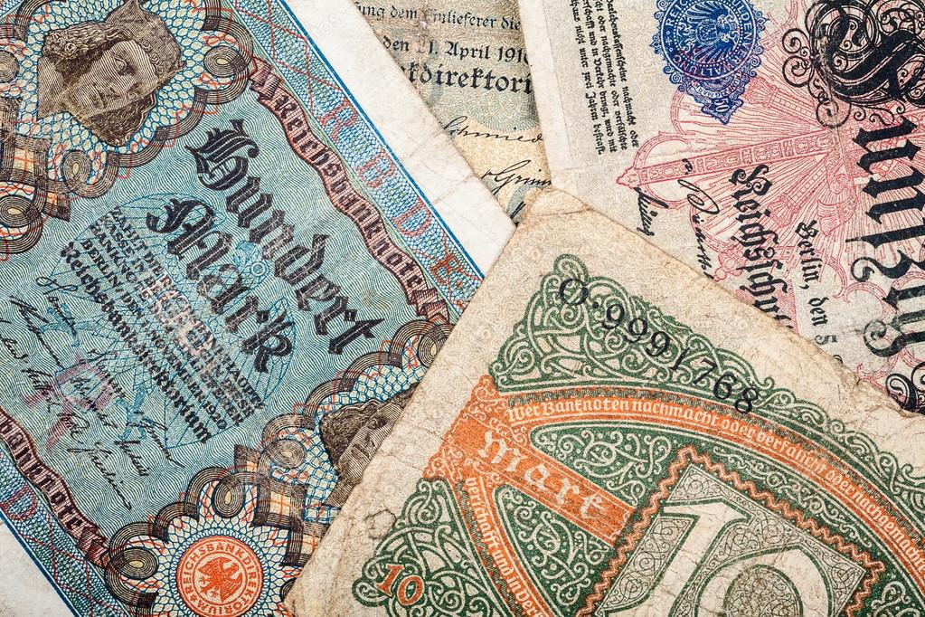 Немецкие деньги редкие монеты регулярного чекана